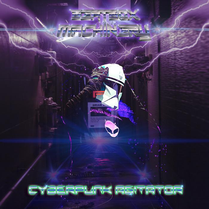 BEATBOX MACHINERY - Cyberpunk Agitator