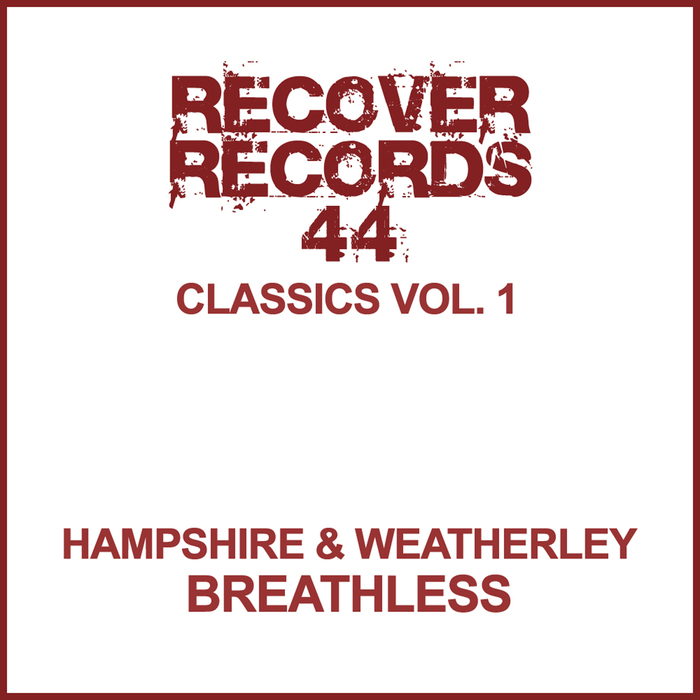 HAMPSHIRE & WEATHERLEY - Breathless