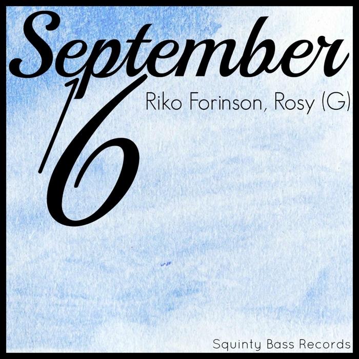 FORINSON, Riko/ROSY (G) - September 16