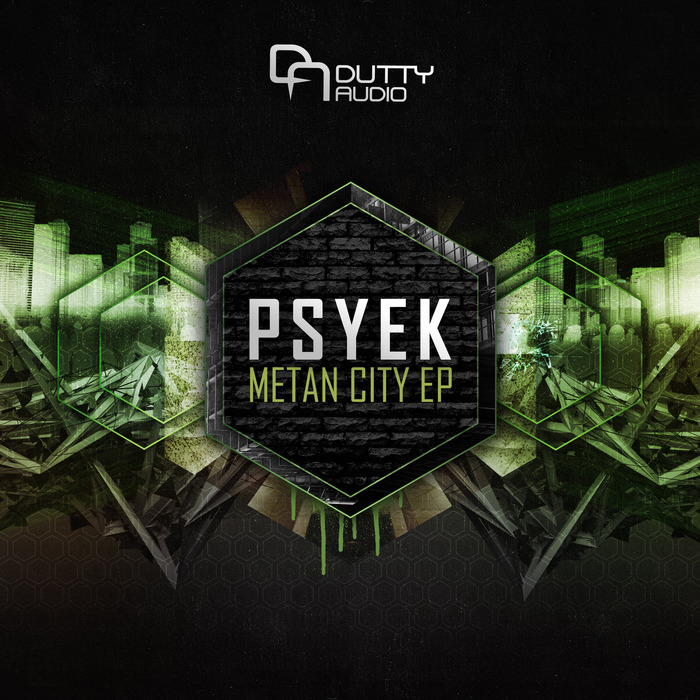 PSYEK - Metan City EP