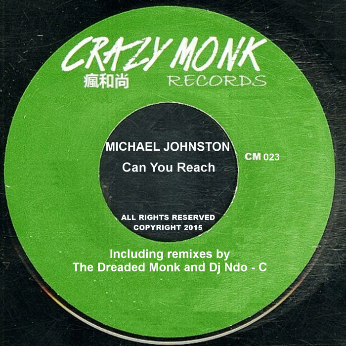JOHNSTON, Michael - Can You Reach