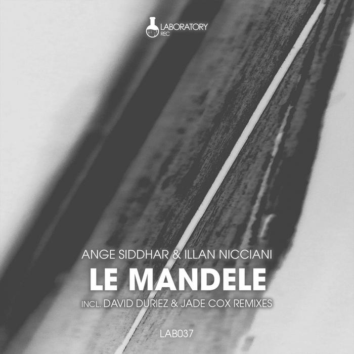 SIDDHAR, Ange/ILLAN NICCIANI - Le Mandele