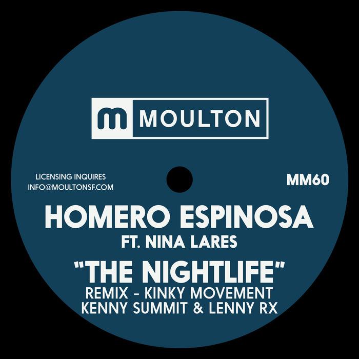ESPINOSA, Homero feat NINA LARES - The Nightlife