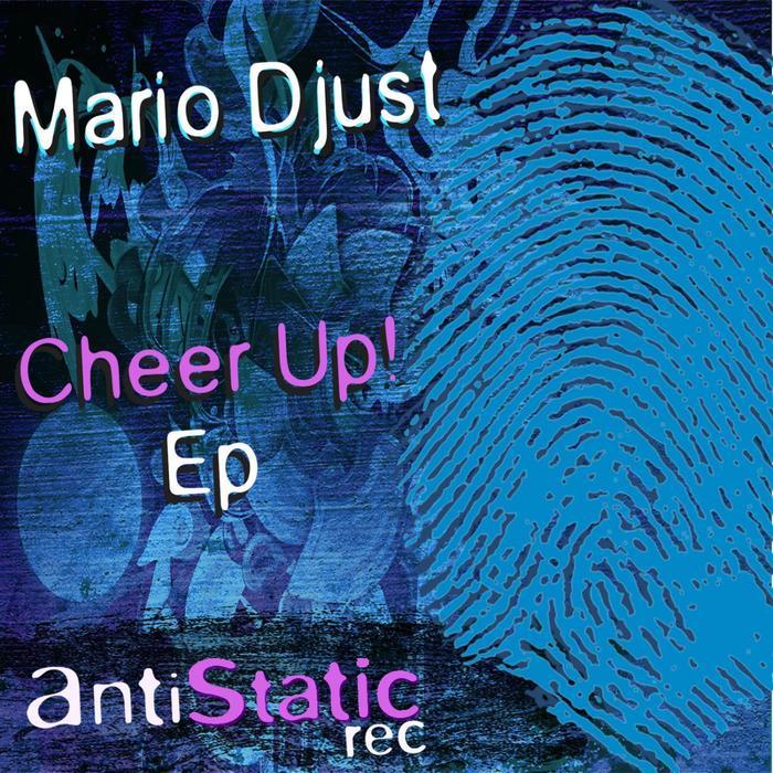 DJUST,Mario - CHEER UP! EP
