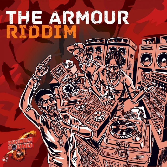 VARIOUS - The Armour Riddim