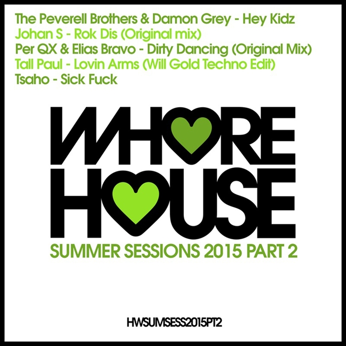 VARIOUS - Summer Sessions 2015 Part 2