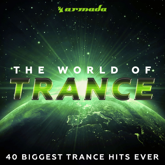 Various: The World Of Trance (40 Biggest Trance Hits Ever