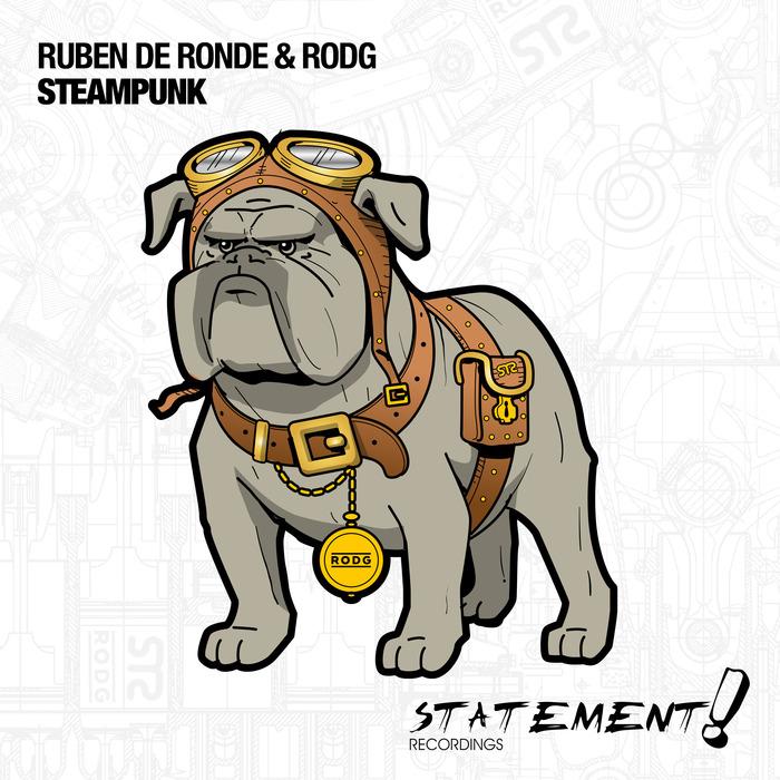 DE RONDE, Ruben/RODG - Steampunk
