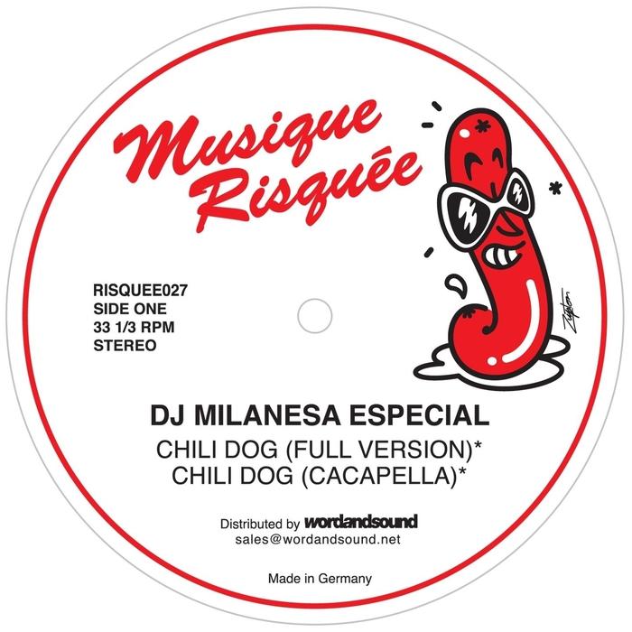 DJ MILANESA ESPECIAL - Chili Dog