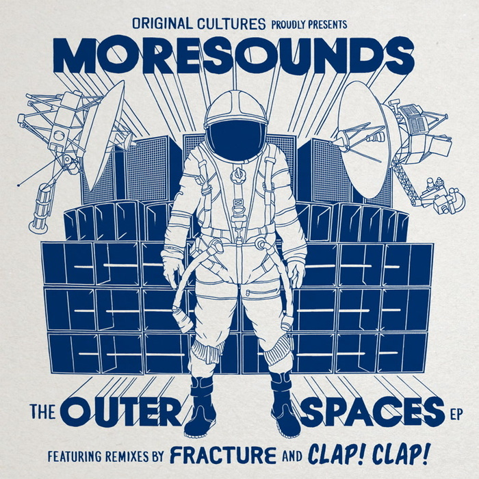 MORESOUNDS - The Outer Spaces