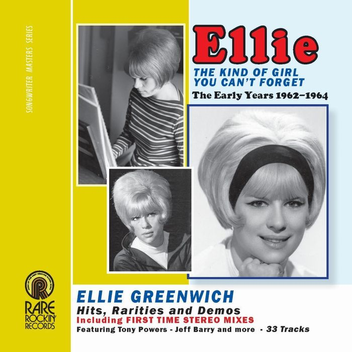 VARIOUS - Ellie Greenwich The Kind Of Girl You Can't Forget (The Early Years 1962 1964)