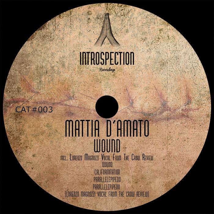 D'AMATO, Mattio - Wound