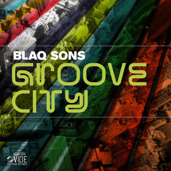 BLAQ SONS - Groove City