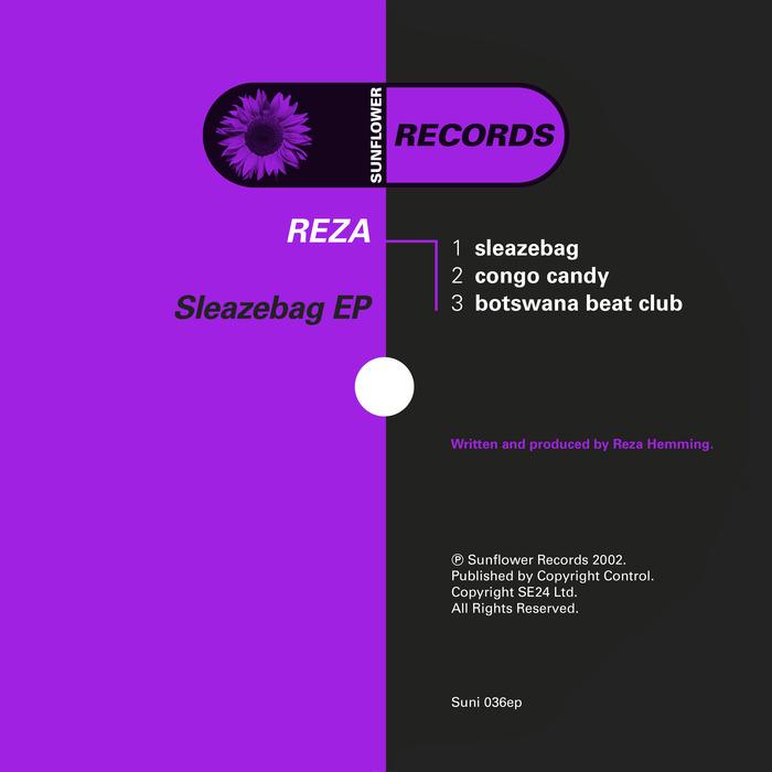 REZA - Sleazebag