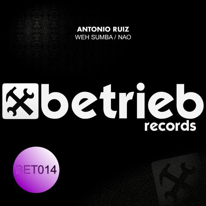 RUIZ, Antonio - Weh Sumba/Nao