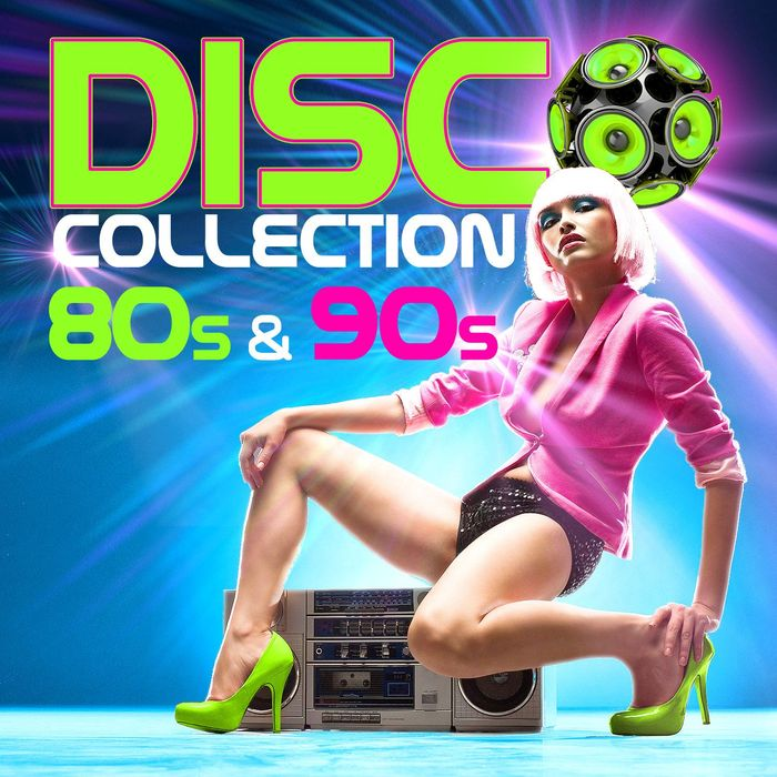 VARIOUS - Disco Collection: 80s & 90s
