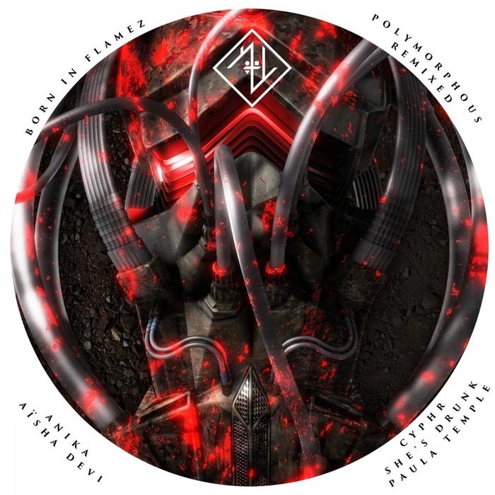 BORN IN FLAMEZ - Polymorphous Remixed