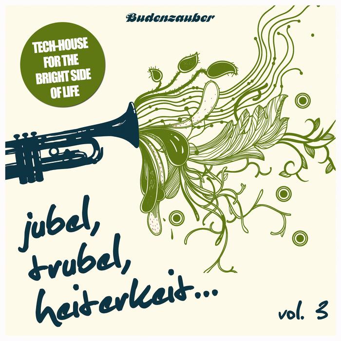 VARIOUS - Jubel, Trubel & Heiterkeit Vol 3
