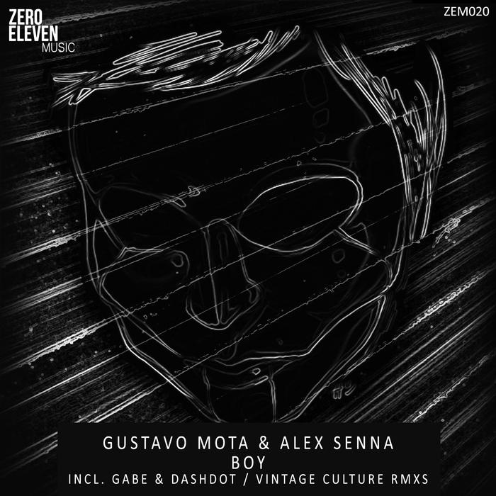 MOTA, Gustavo/ALEX SENNA - Boy