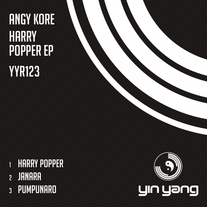 KORE, Angy - Harry Popper EP
