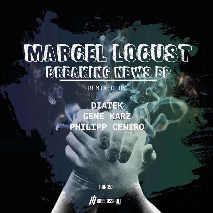LOCUST, Marcel - Breaking News
