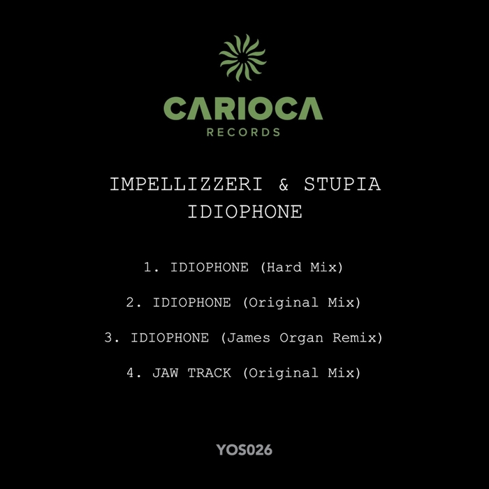 IMPELLIZZERI/STUPIA - Idiophone