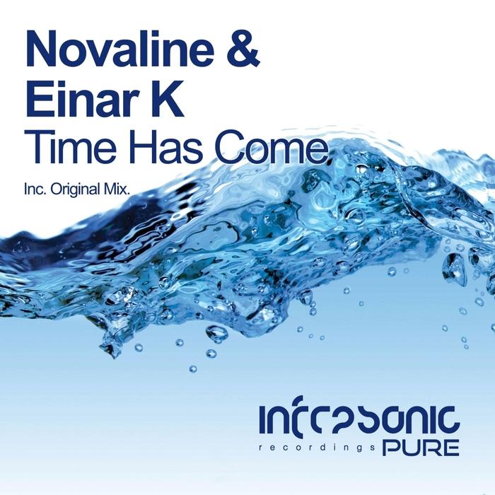 NOVALINE/EINAR K - Time Has Come