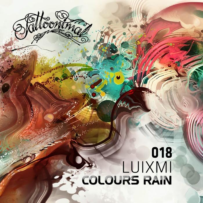 LUIXMI - Colours Rain