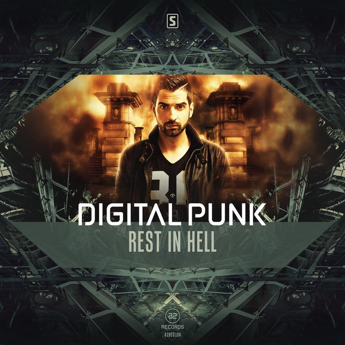 DIGITAL PUNK - Rest In Hell