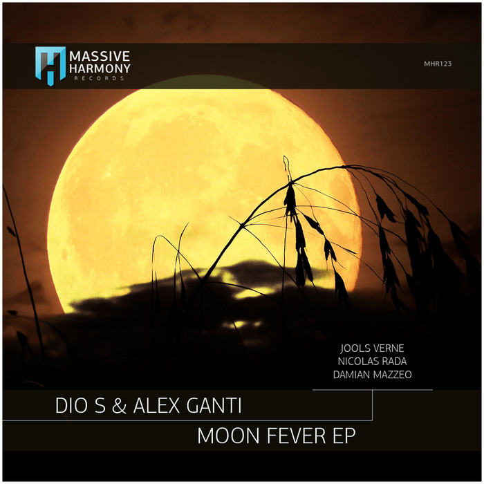 DIO S/ALEX GANTI - Moon Fever