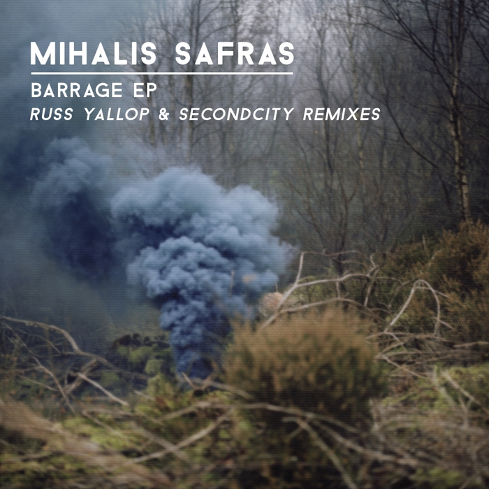 SAFRAS, Mihalis - Barrage