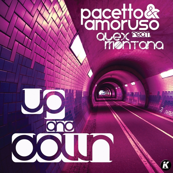 PACETTO/AMORUSO feat ALEX MONTANA - Up & Down