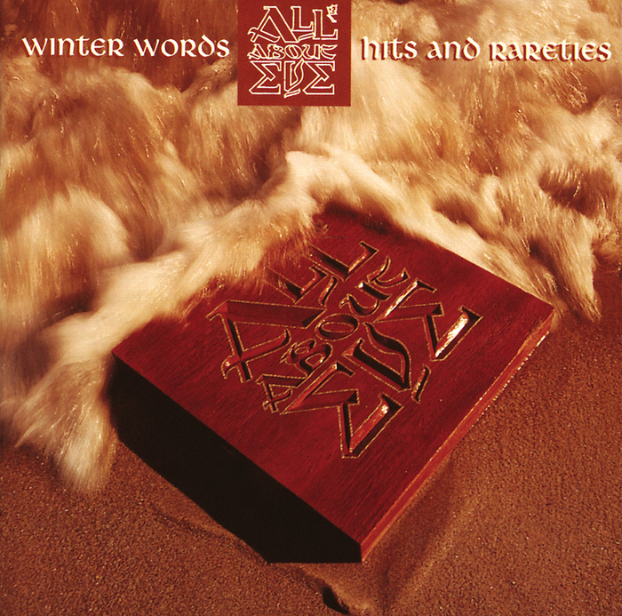 ALL ABOUT EVE - Winter Words - Hits And Rareties