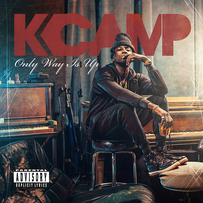 K CAMP - Only Way Is Up (Explicit)