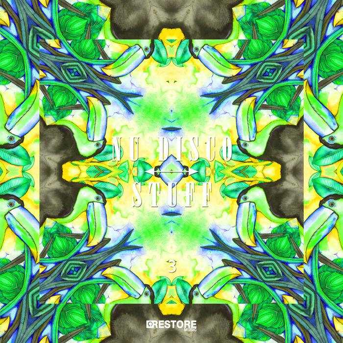 VARIOUS - Nu Disco Stuff Vol 3