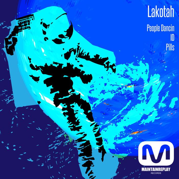 LAKOTAH - People Dancin EP