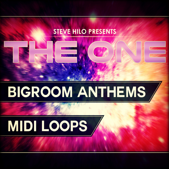 THE ONE-SERIES - Bigroom Anthems Soundbank (Sample Pack NI Massive)