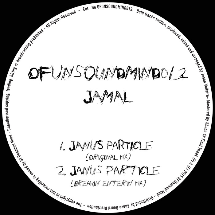 JAMAL - Ofunsoundmind013
