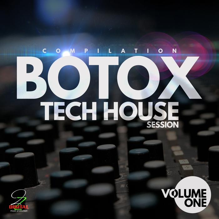 VARIOUS - BOTOX Tech House Session Vol 1