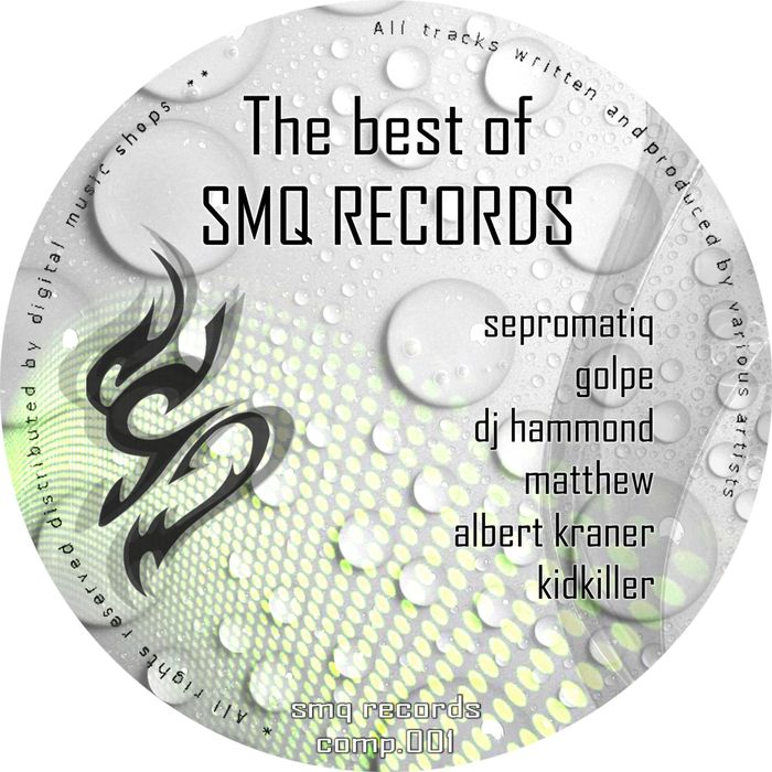 VARIOUS - The Best Of SMQ Records