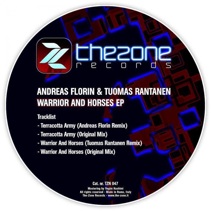 TUOMAS RANTANEN - Warrior And Horses EP