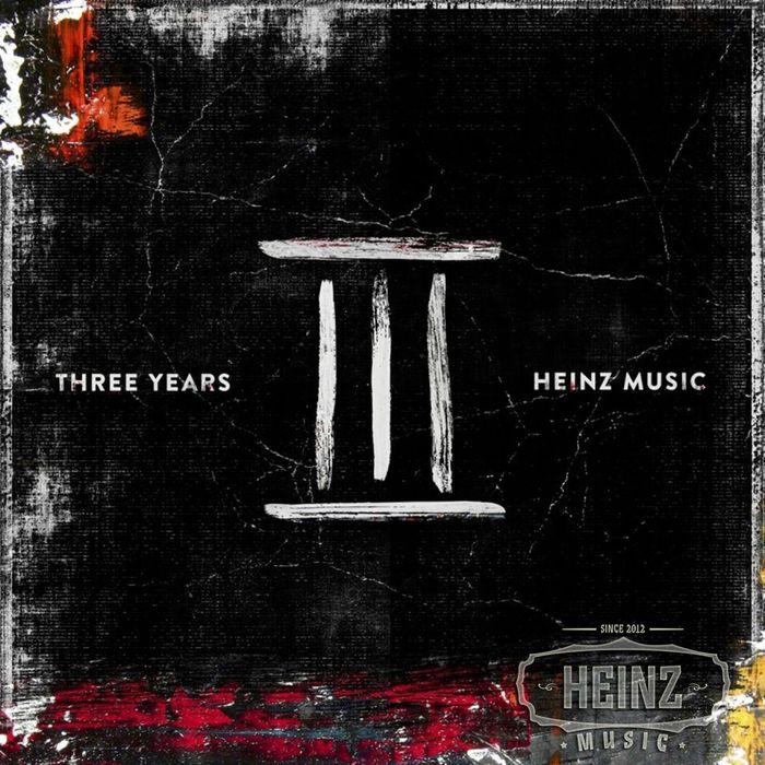 VARIOUS - 3 Years Heinz Music