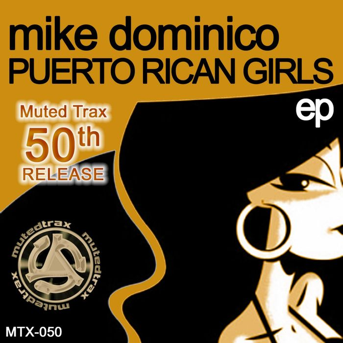 MIKE DOMINICO - Puerto Rican Girls EP