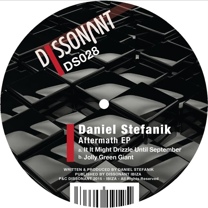 DANIEL STEFANIK - Aftermath EP