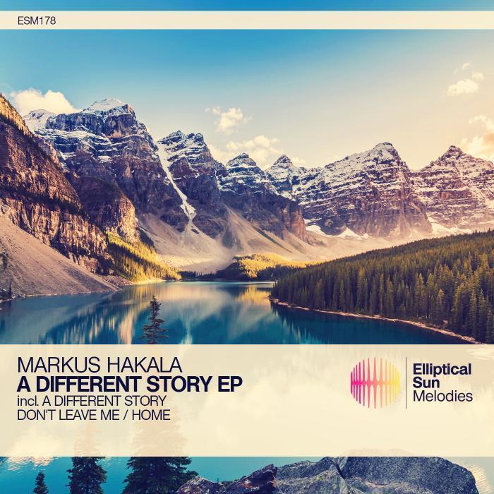 MARKUS HAKALA - A Different Story EP