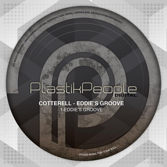 COTTERELL - Eddies Groove