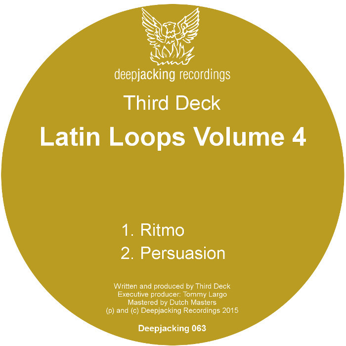 THIRD DECK - Latin Loops Volume 4