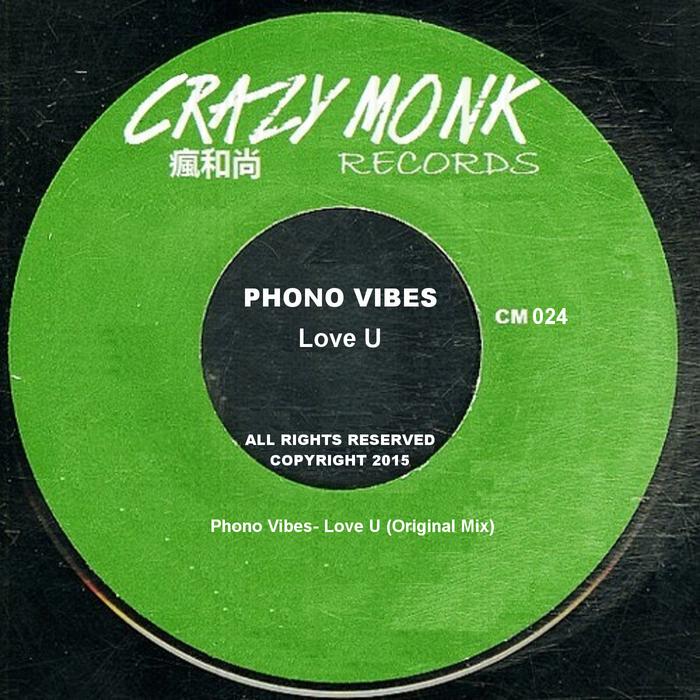 PHONO VIBEZ - Love U