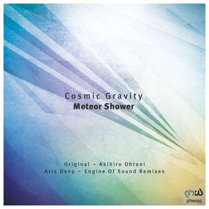 COSMIC GRAVITY - Meteor Shower