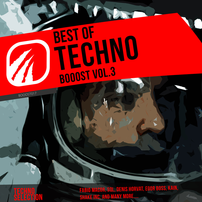 VARIOS - Best Of Techno Booost Vol 3